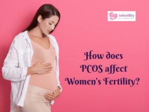 How does PCOS affect Women's Fertility?