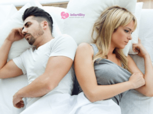 How infertility impacts Sexual Function?